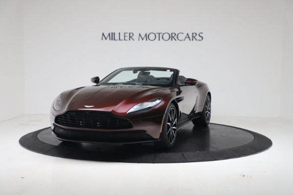 Used 2020 Aston Martin DB11 Volante Convertible for sale Call for price at Pagani of Greenwich in Greenwich CT 06830 3