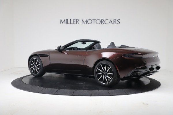 Used 2020 Aston Martin DB11 Volante Convertible for sale Call for price at Pagani of Greenwich in Greenwich CT 06830 6