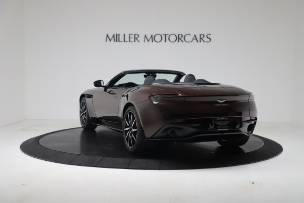 Used 2020 Aston Martin DB11 Volante Convertible for sale Call for price at Pagani of Greenwich in Greenwich CT 06830 7
