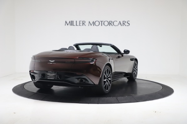 Used 2020 Aston Martin DB11 Volante Convertible for sale Call for price at Pagani of Greenwich in Greenwich CT 06830 9