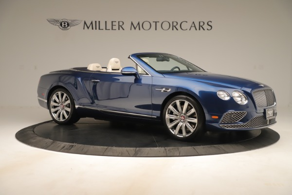 Used 2017 Bentley Continental GTC V8 for sale $149,900 at Pagani of Greenwich in Greenwich CT 06830 10
