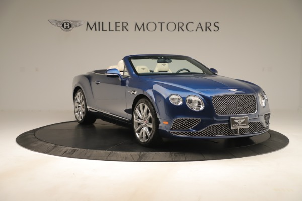 Used 2017 Bentley Continental GTC V8 for sale $149,900 at Pagani of Greenwich in Greenwich CT 06830 11