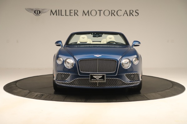 Used 2017 Bentley Continental GTC V8 for sale Sold at Pagani of Greenwich in Greenwich CT 06830 12