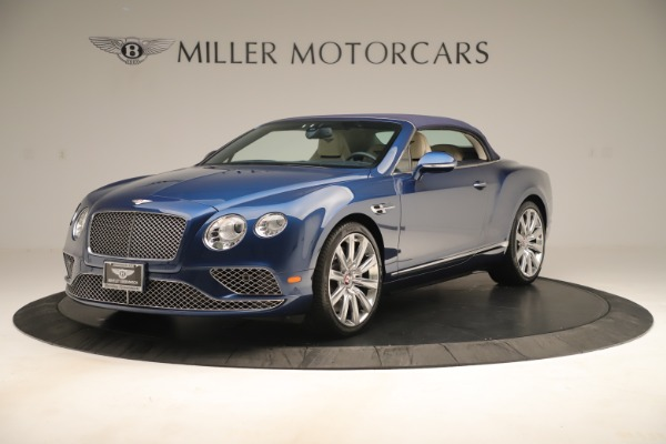 Used 2017 Bentley Continental GTC V8 for sale Sold at Pagani of Greenwich in Greenwich CT 06830 13