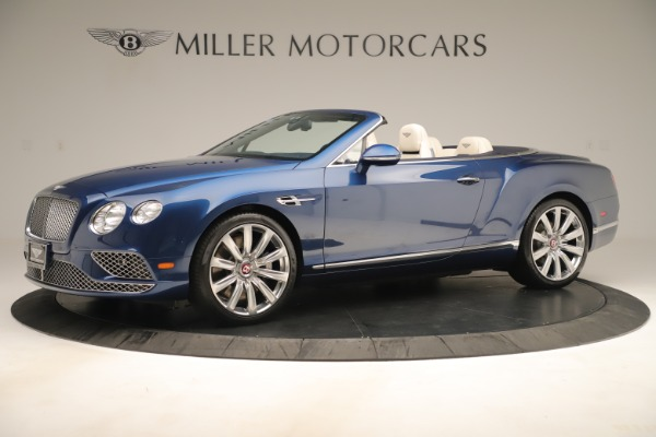 Used 2017 Bentley Continental GTC V8 for sale $149,900 at Pagani of Greenwich in Greenwich CT 06830 2