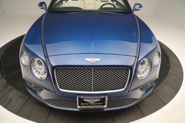 Used 2017 Bentley Continental GTC V8 for sale Sold at Pagani of Greenwich in Greenwich CT 06830 20