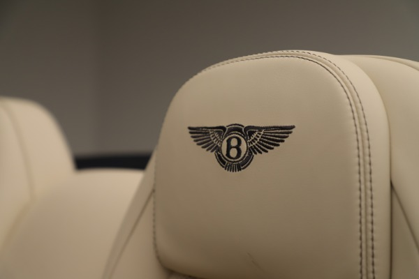 Used 2017 Bentley Continental GTC V8 for sale Sold at Pagani of Greenwich in Greenwich CT 06830 27