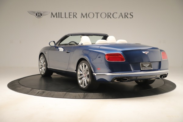 Used 2017 Bentley Continental GTC V8 for sale Sold at Pagani of Greenwich in Greenwich CT 06830 5