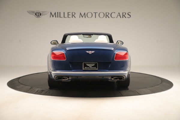 Used 2017 Bentley Continental GTC V8 for sale Sold at Pagani of Greenwich in Greenwich CT 06830 6