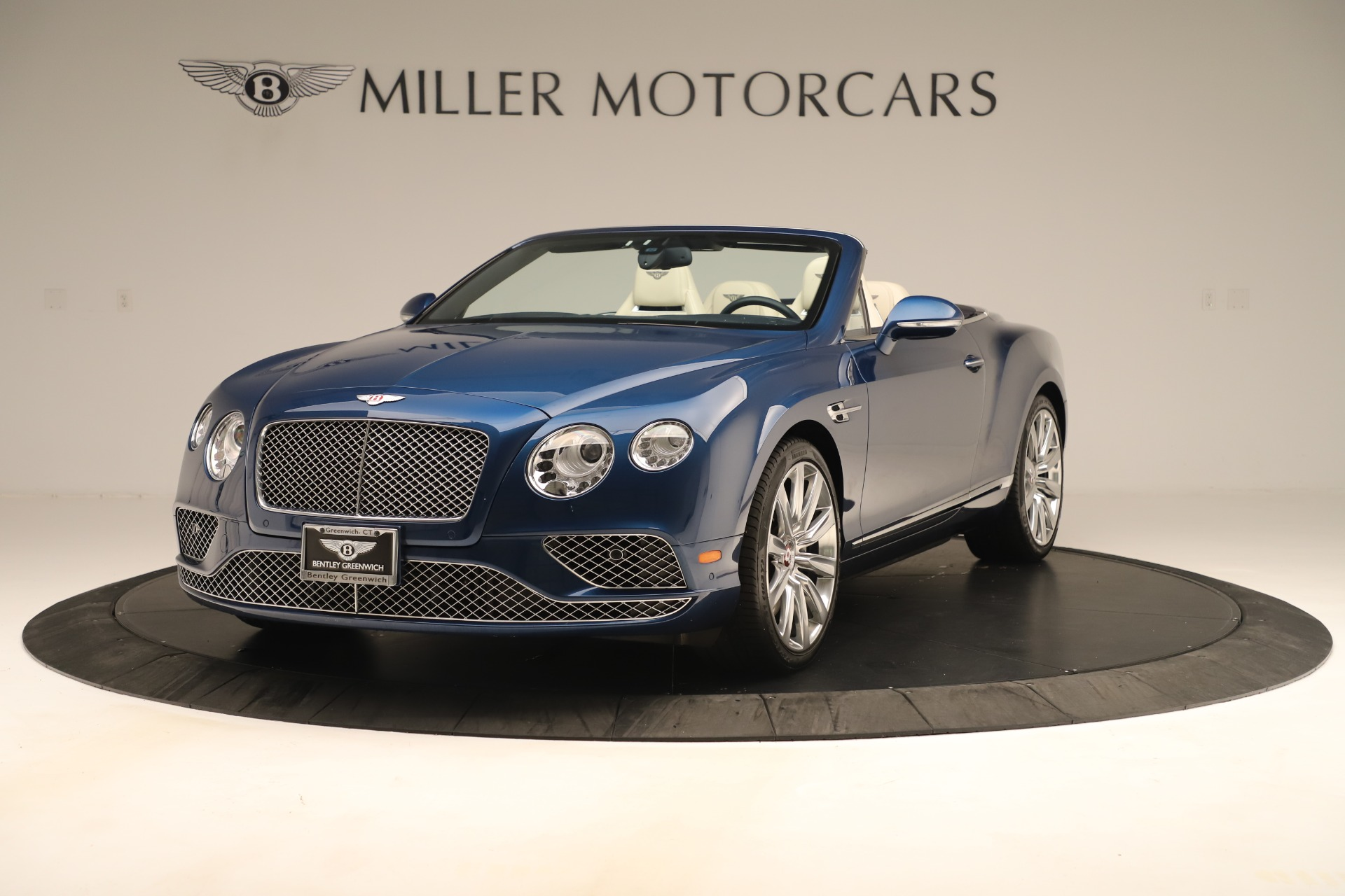 Used 2017 Bentley Continental GTC V8 for sale $149,900 at Pagani of Greenwich in Greenwich CT 06830 1