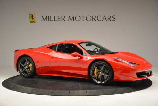 Used 2013 Ferrari 458 Italia for sale Call for price at Pagani of Greenwich in Greenwich CT 06830 10