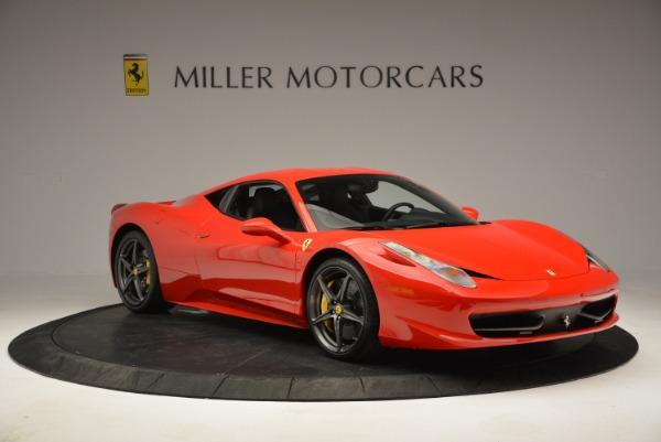 Used 2013 Ferrari 458 Italia for sale Call for price at Pagani of Greenwich in Greenwich CT 06830 11
