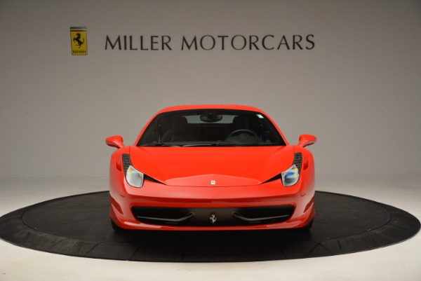 Used 2013 Ferrari 458 Italia for sale Call for price at Pagani of Greenwich in Greenwich CT 06830 12