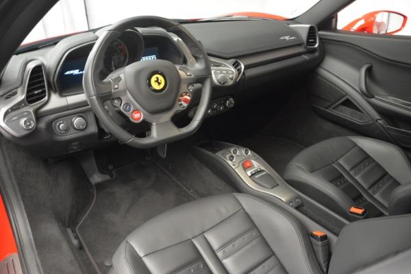 Used 2013 Ferrari 458 Italia for sale Call for price at Pagani of Greenwich in Greenwich CT 06830 13