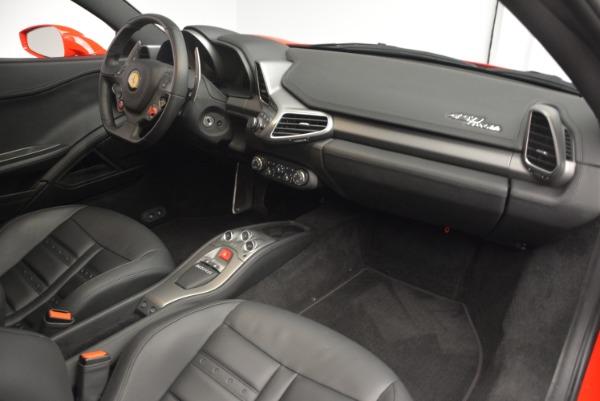 Used 2013 Ferrari 458 Italia for sale Call for price at Pagani of Greenwich in Greenwich CT 06830 17
