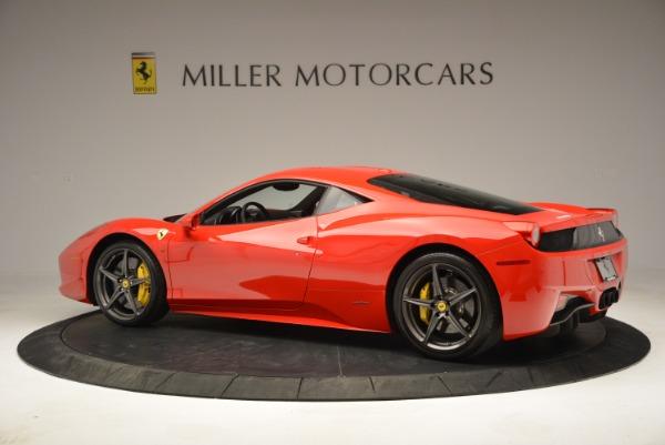 Used 2013 Ferrari 458 Italia for sale Call for price at Pagani of Greenwich in Greenwich CT 06830 4