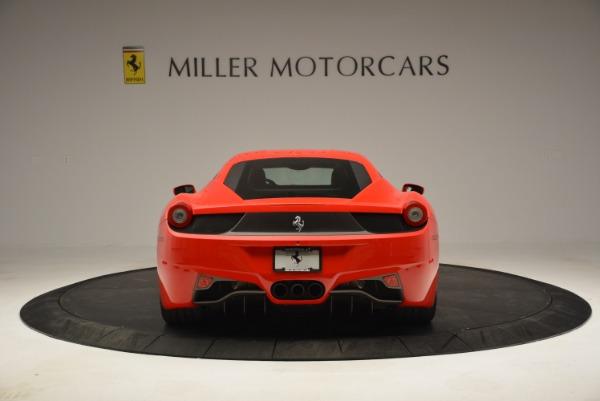 Used 2013 Ferrari 458 Italia for sale Call for price at Pagani of Greenwich in Greenwich CT 06830 6