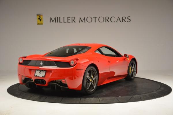 Used 2013 Ferrari 458 Italia for sale Call for price at Pagani of Greenwich in Greenwich CT 06830 7