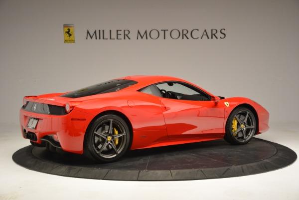 Used 2013 Ferrari 458 Italia for sale Call for price at Pagani of Greenwich in Greenwich CT 06830 8