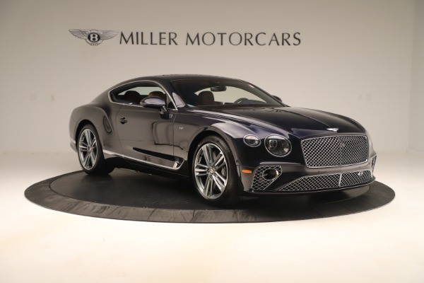 New 2020 Bentley Continental GT V8 for sale $245,105 at Pagani of Greenwich in Greenwich CT 06830 11