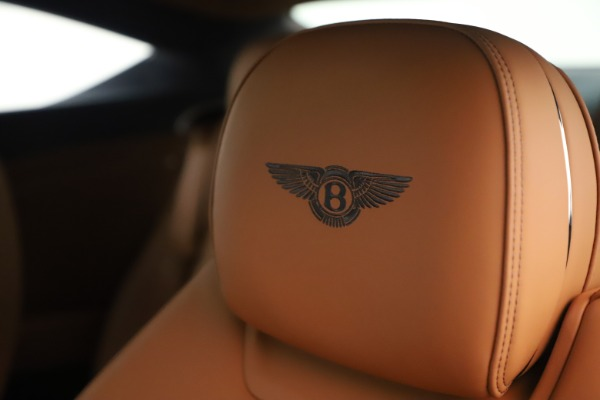 New 2020 Bentley Continental GT V8 for sale $245,105 at Pagani of Greenwich in Greenwich CT 06830 21