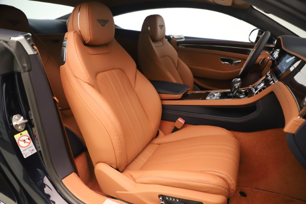 New 2020 Bentley Continental GT V8 for sale $245,105 at Pagani of Greenwich in Greenwich CT 06830 27