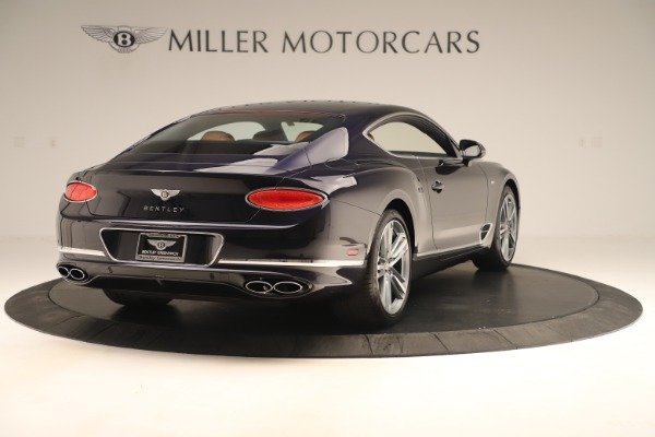 New 2020 Bentley Continental GT V8 for sale $245,105 at Pagani of Greenwich in Greenwich CT 06830 7