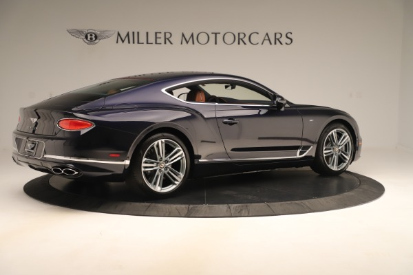 New 2020 Bentley Continental GT V8 for sale $245,105 at Pagani of Greenwich in Greenwich CT 06830 8