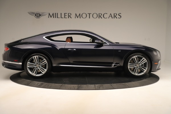 New 2020 Bentley Continental GT V8 for sale $245,105 at Pagani of Greenwich in Greenwich CT 06830 9