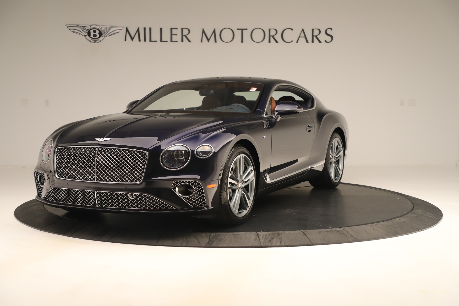 New 2020 Bentley Continental GT V8 for sale $245,105 at Pagani of Greenwich in Greenwich CT 06830 1