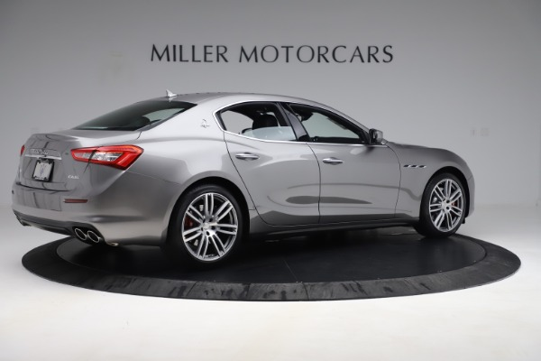 New 2019 Maserati Ghibli S Q4 for sale Sold at Pagani of Greenwich in Greenwich CT 06830 8