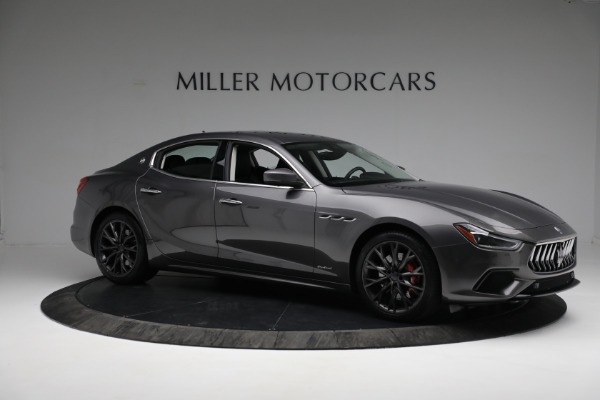 New 2019 Maserati Ghibli S Q4 GranSport for sale Sold at Pagani of Greenwich in Greenwich CT 06830 10