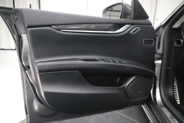 New 2019 Maserati Ghibli S Q4 GranSport for sale Sold at Pagani of Greenwich in Greenwich CT 06830 16