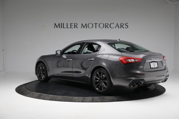 New 2019 Maserati Ghibli S Q4 GranSport for sale Sold at Pagani of Greenwich in Greenwich CT 06830 4