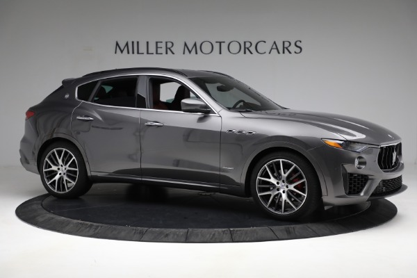 Used 2019 Maserati Levante Q4 GranSport for sale $69,900 at Pagani of Greenwich in Greenwich CT 06830 10