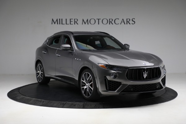Used 2019 Maserati Levante Q4 GranSport for sale $69,900 at Pagani of Greenwich in Greenwich CT 06830 11