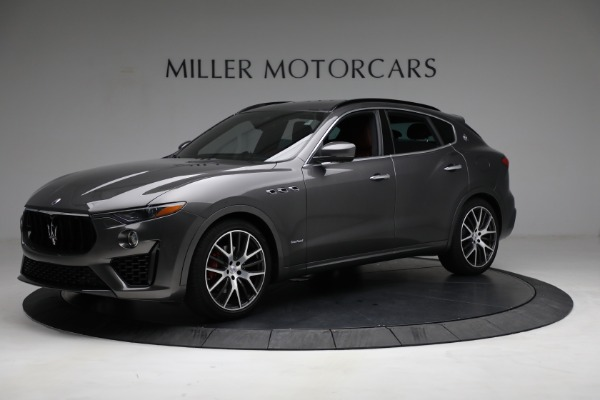 Used 2019 Maserati Levante Q4 GranSport for sale $69,900 at Pagani of Greenwich in Greenwich CT 06830 2