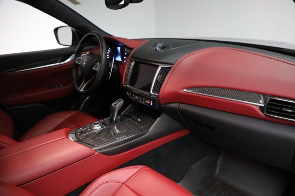 Used 2019 Maserati Levante Q4 GranSport for sale $69,900 at Pagani of Greenwich in Greenwich CT 06830 21