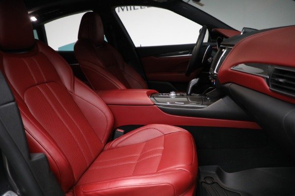 Used 2019 Maserati Levante Q4 GranSport for sale $69,900 at Pagani of Greenwich in Greenwich CT 06830 22