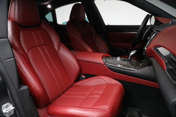 Used 2019 Maserati Levante Q4 GranSport for sale $69,900 at Pagani of Greenwich in Greenwich CT 06830 23