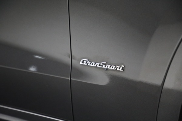 Used 2019 Maserati Levante Q4 GranSport for sale $69,900 at Pagani of Greenwich in Greenwich CT 06830 26