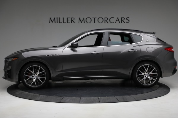 Used 2019 Maserati Levante Q4 GranSport for sale $69,900 at Pagani of Greenwich in Greenwich CT 06830 3