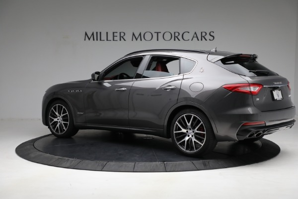Used 2019 Maserati Levante Q4 GranSport for sale $69,900 at Pagani of Greenwich in Greenwich CT 06830 4