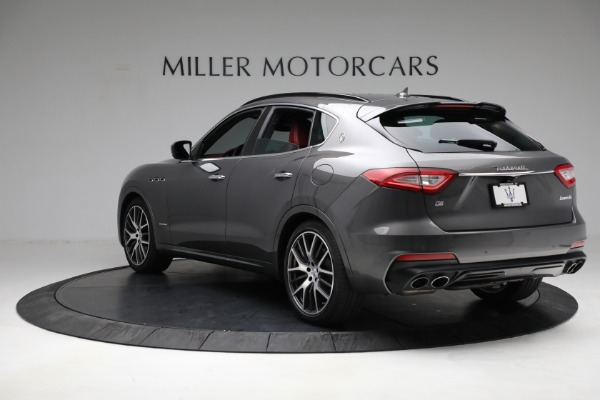 Used 2019 Maserati Levante Q4 GranSport for sale $69,900 at Pagani of Greenwich in Greenwich CT 06830 5