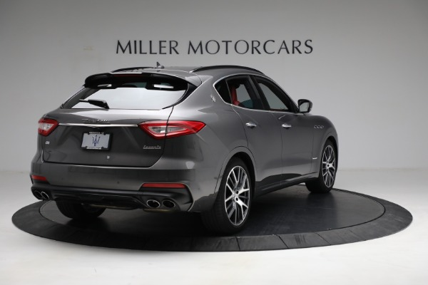 Used 2019 Maserati Levante Q4 GranSport for sale $69,900 at Pagani of Greenwich in Greenwich CT 06830 7