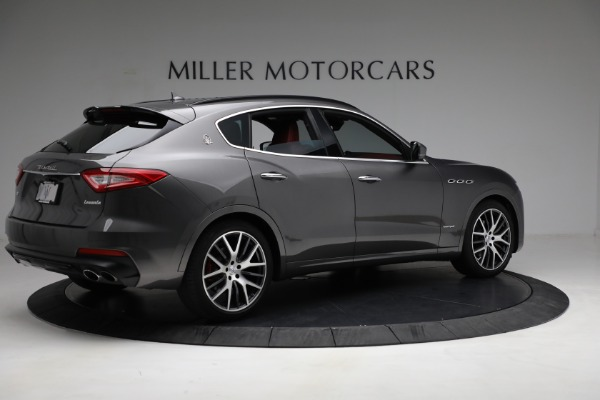 Used 2019 Maserati Levante Q4 GranSport for sale $69,900 at Pagani of Greenwich in Greenwich CT 06830 8