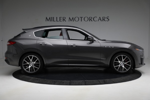 Used 2019 Maserati Levante Q4 GranSport for sale $69,900 at Pagani of Greenwich in Greenwich CT 06830 9