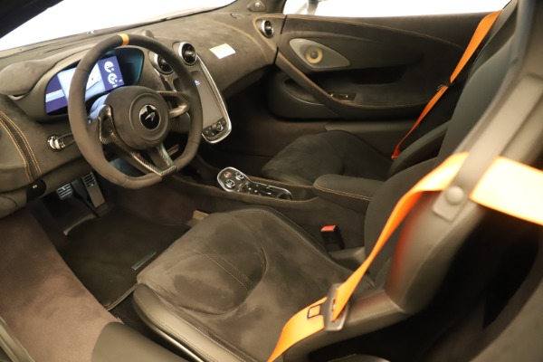 Used 2020 McLaren 600LT Spider for sale Sold at Pagani of Greenwich in Greenwich CT 06830 22