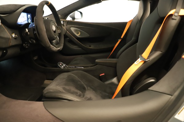 Used 2020 McLaren 600LT Spider for sale Sold at Pagani of Greenwich in Greenwich CT 06830 23