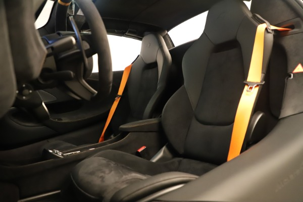 Used 2020 McLaren 600LT Spider for sale Sold at Pagani of Greenwich in Greenwich CT 06830 24